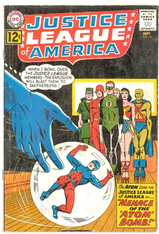 Justice League of America #14 VG+