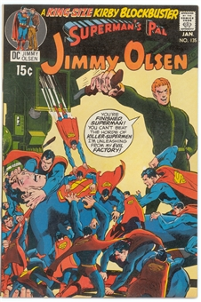 Superman's Pal Jimmy Olsen #135 VF/NM