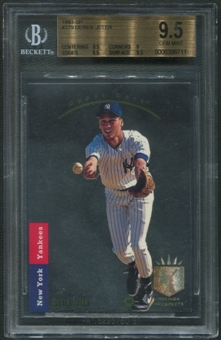 1993 SP Baseball #279 Derek Jeter Rookie BGS 9.5 (GEM MINT)
