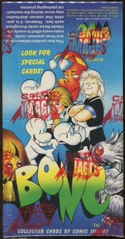 Bone Collector Cards Box (1994 Comic Images)
