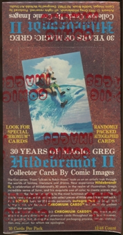 Hildebrandt II Collector Card Box (1993 Comic Images)
