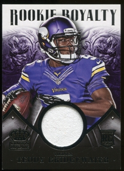 2014 Crown Royale Heirs to the Throne Materials #HTTB Teddy Bridgewater