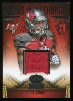 2014 Crown Royale Heirs to the Throne Materials #HTME Mike Evans