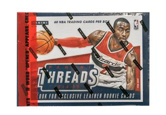 2014/15 Panini Threads Basketball Premium Hobby Box