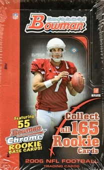 2006 Bowman Football Hobby Box