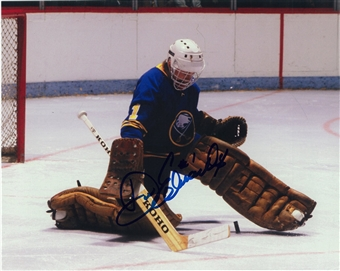 Don Edwards Autographed Buffalo Sabres 8x10 KOHO Photo