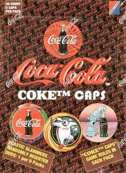 Coca-Cola Coke Caps (1995)