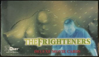 The Frighteners Deluxe Movie Trading Cards Box (1996 Dart)
