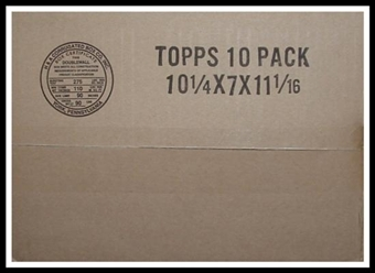 2006 Topps Sterling Baseball Hobby 10-Box Case