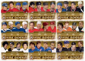 2011/12 ITG Enforcers I Complete 90 Card Set