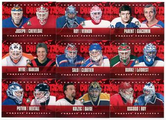 2013-14 ITG Enforcers II Complete 90 Card Set