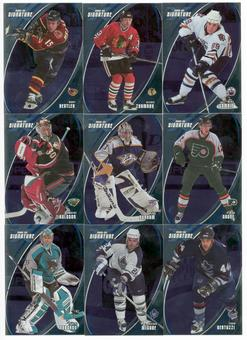 2002/03 ITG BAP Signature Series Complete 200 Card Set