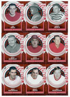 2012/13 ITG Motown Madness Complete 150 Card Set