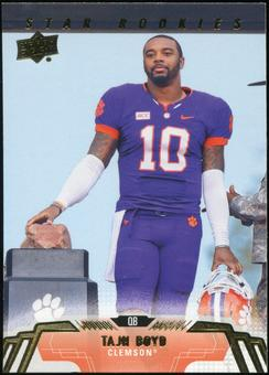 2014 Upper Deck #255 Tajh Boyd SP RC