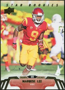 2014 Upper Deck #259 Marqise Lee SP RC