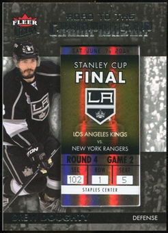2014/15 Ultra Road to the Championship #RTCLAKDD11 Drew Doughty/Round 4 (6/7/14)