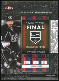 2014/15 Ultra Road to the Championship #RTCLAKDD12 Drew Doughty/Round 4 (6/13/14)