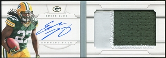 2013 Panini National Treasures Rookie Jumbo Prime Booklet Signatures #8 Eddie Lacy 2/49