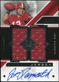 2013 Upper Deck Ultimate Collection Super Jerseys Autographs #USJJN Joe Namath 11/15