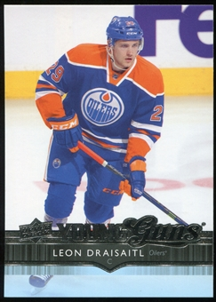 2014/15 Upper Deck #223 Leon Draisaitl YG RC Young Guns Rookie Card
