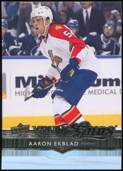 2014/15 Upper Deck #225 Aaron Ekblad YG RC Young Guns Rookie Card