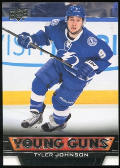 2013-14 Upper Deck #492 Tyler Johnson YG RC Young Guns Rookie Card