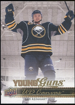 2014/15 Upper Deck Canvas #C94 Sam Reinhart YG RC Young Guns Rookie Card