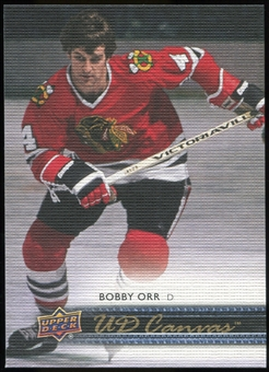 2014/15 Upper Deck Canvas #C251 Bobby Orr RET Retired Legends