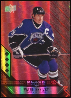 2014/15 Upper Deck Black Diamond Ruby #220 Wayne Gretzky AS 1994 All-Star 2/50