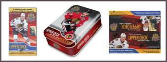 COMBO DEAL - 2014/15 Upper Deck Series 1 Hockey Boxes (Tin, Blaster, 24-Pack Box)