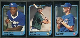 1997 Bowman Baseball Series 1 Complete Set (NM-MT)