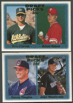 1997 Topps Baseball Complete Set (NM-MT)