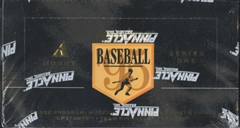 1995 Pinnacle Series 1 Baseball Hobby Box