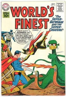 World's Finest #117 VF-