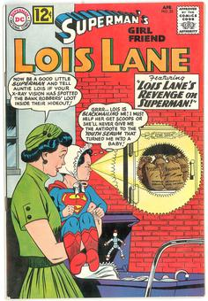 Superman's Girlfriend Lois Lane #32 VF+