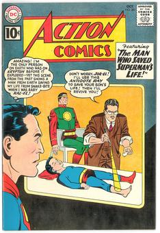 Action Comics #281 VF
