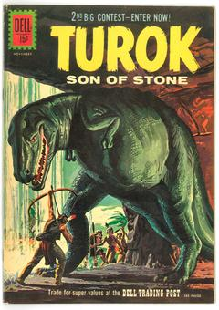 Turok Son of Stone #25 FN/VF
