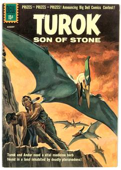 Turok Son of Stone #24 FN/VF