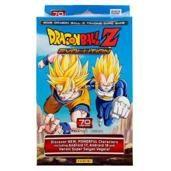 Panini Dragon Ball Z: Evolution Starter Deck