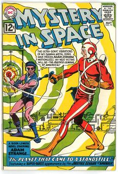 Mystery In Space #75 FN/VF