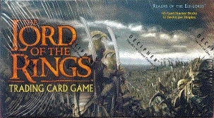 Decipher Lord of the Rings Realm of the Elf-Lords Starter Box