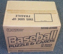1989 Donruss Baseball Wax 20-Box Case
