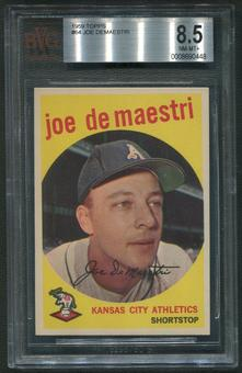 1959 Topps Baseball #64 Joe DeMaestri BVG 8.5 (NM-MT+)