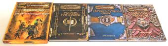 Dungeon's & Dragons v3.0 Starter Kit: Adventure Game Plus Set of 3 Rulebooks