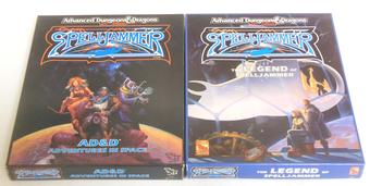 Spelljammer and Legend of Spelljammer RPG Lot
