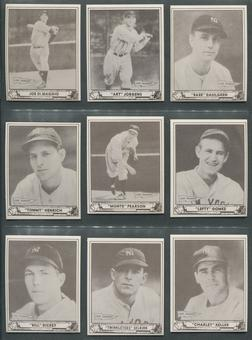 1940 Play Ball Baseball Reprint Complete Set