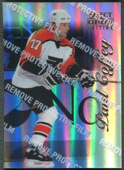 1996/97 Select Certified #89 Paul Coffey Mirror Blue With Coating