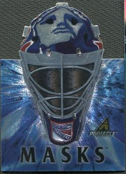 1997/98 Pinnacle #2 Mike Richter Masks Die Cuts