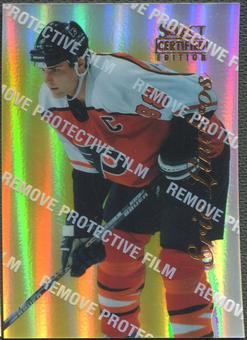 1996/97 Select Certified #1 Eric Lindros Mirror Gold