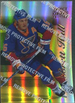 1996/97 Select Certified #19 Brett Hull Mirror Gold